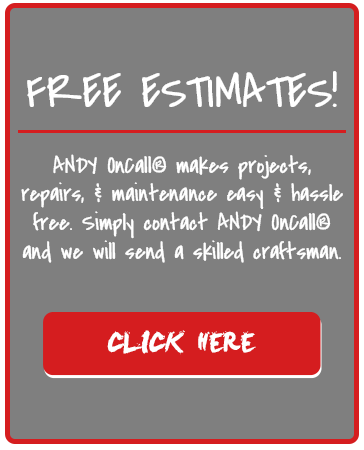 Handyman Service - Affordable Home Repair Services | Andy OnCall